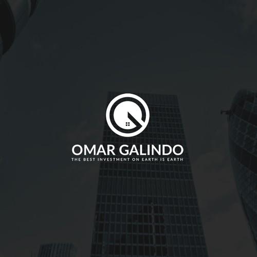 simple & elegant logo for real estate
