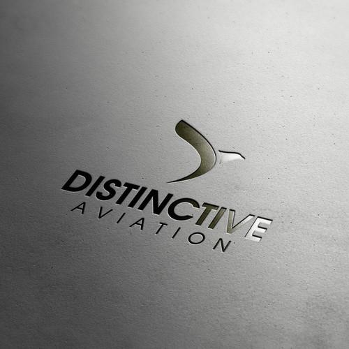 Aviation industry logo