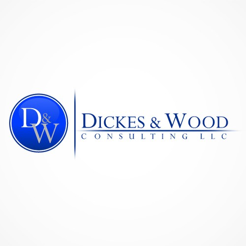 Help Dickes & Wood Consulting, LLC with a new logo