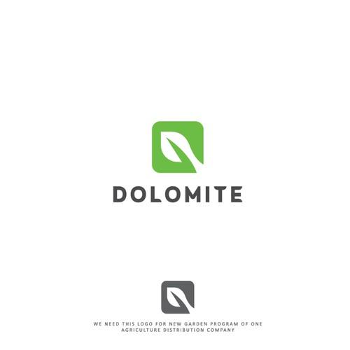 clean logo for Dolomite