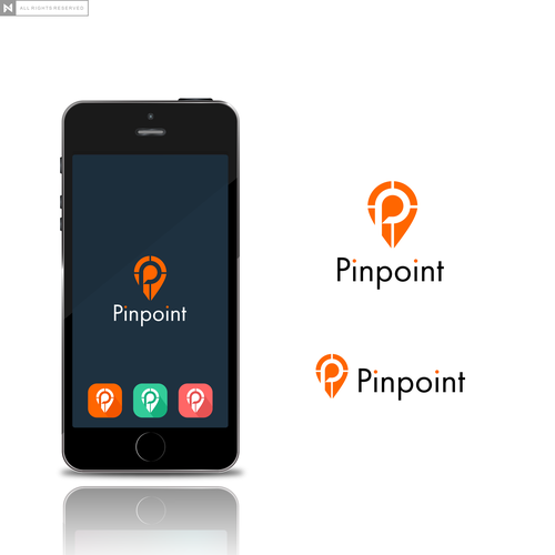 logo for pinpoint