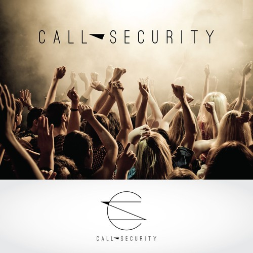 "Logo design for ""Call Security"""