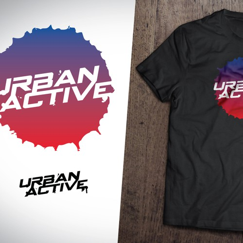 Create an exciting logo for Urban Active