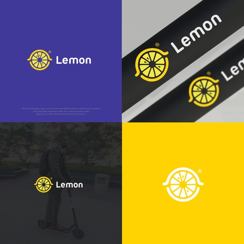 Lemon wheel