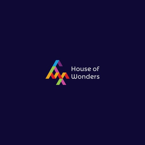 Bizzare house of card, called house of wonders