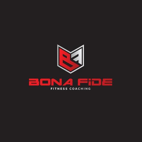 Fitness Coaching Logo Design