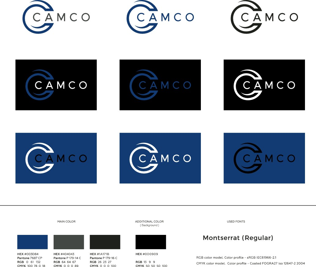 Create a simple & effective logo that stands out from other CAD/CAM VARs