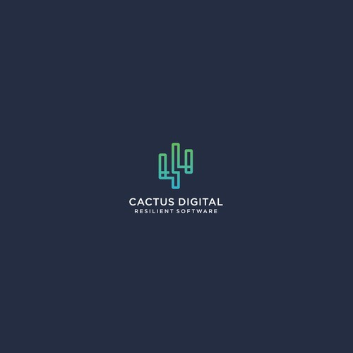 Create logo for cactus digital