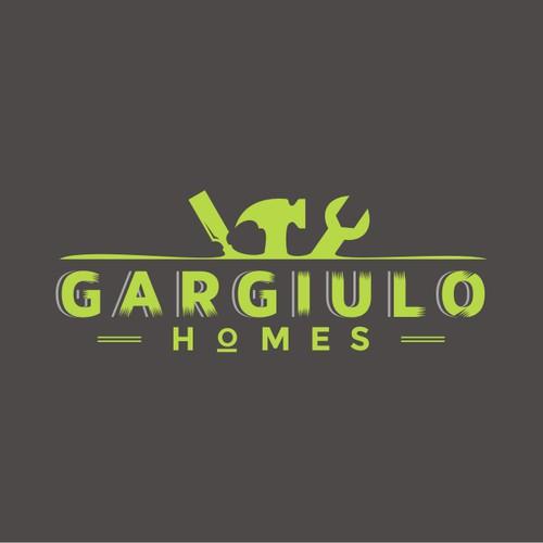 logo for gargiulo homes