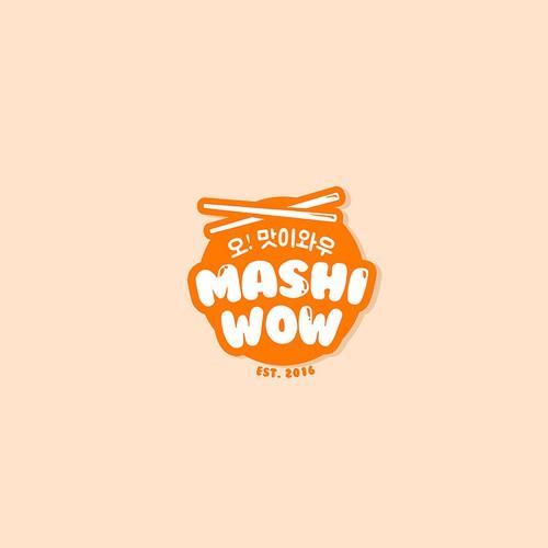 Mashi WOW logo