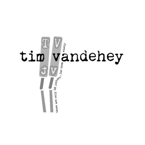 Tim Vandehey Personal Logo Design
