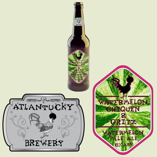 Logo for Nappy Roots' new project - Altantucky Brewery