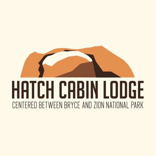 hatch cabin logo