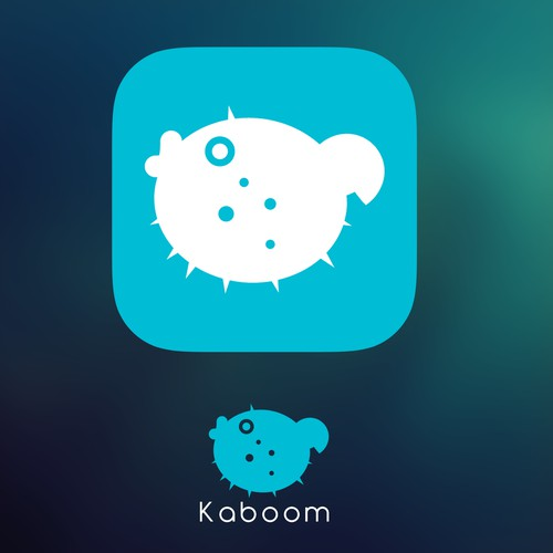 Kaboom Icon Design