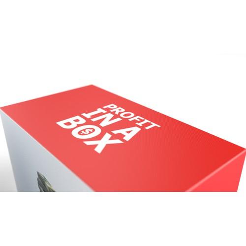 Design a Small Box for a Marketing Campaign