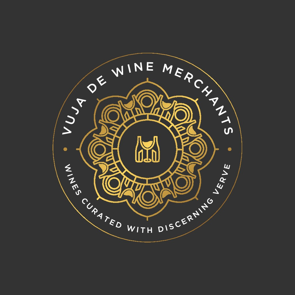 Create a fun wine retail logo for online and in print