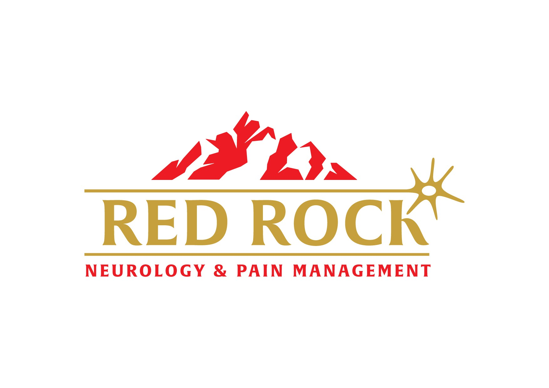 medical logo for neurology and pain