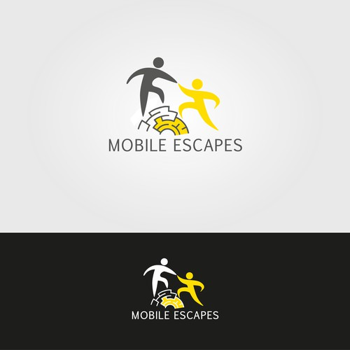 Logo for Mobile Escapes