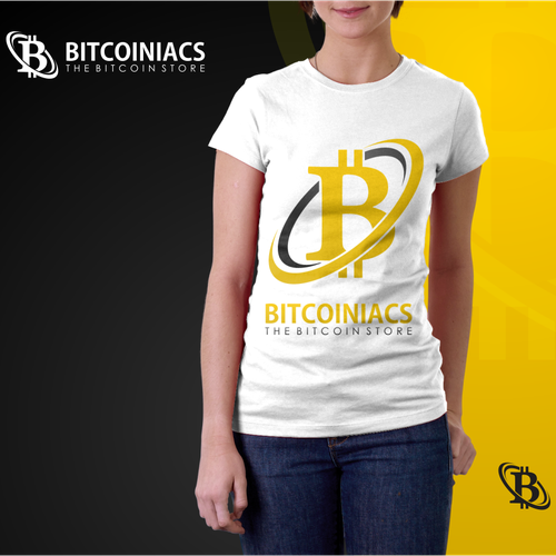 Create the next logo for Bitcoiniacs