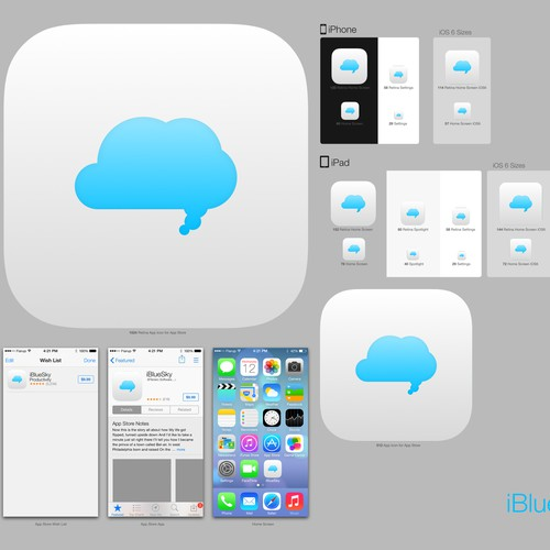 App icon for mind mapping app