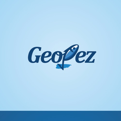 Conceptual logo design for GeoPez