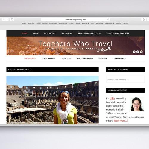 Header image for blog