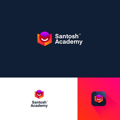 Logo Concept for Santosh Academy