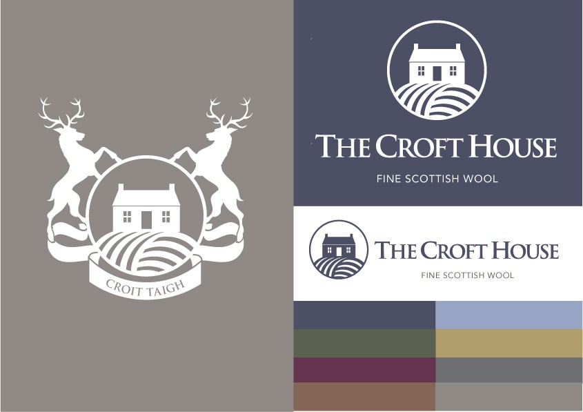 logo for The Croft House