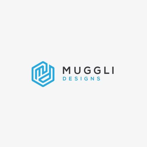 Erstelle ein modernes und zukunftsorientiertes Logo und Visitenkarte für Muggli-Designs