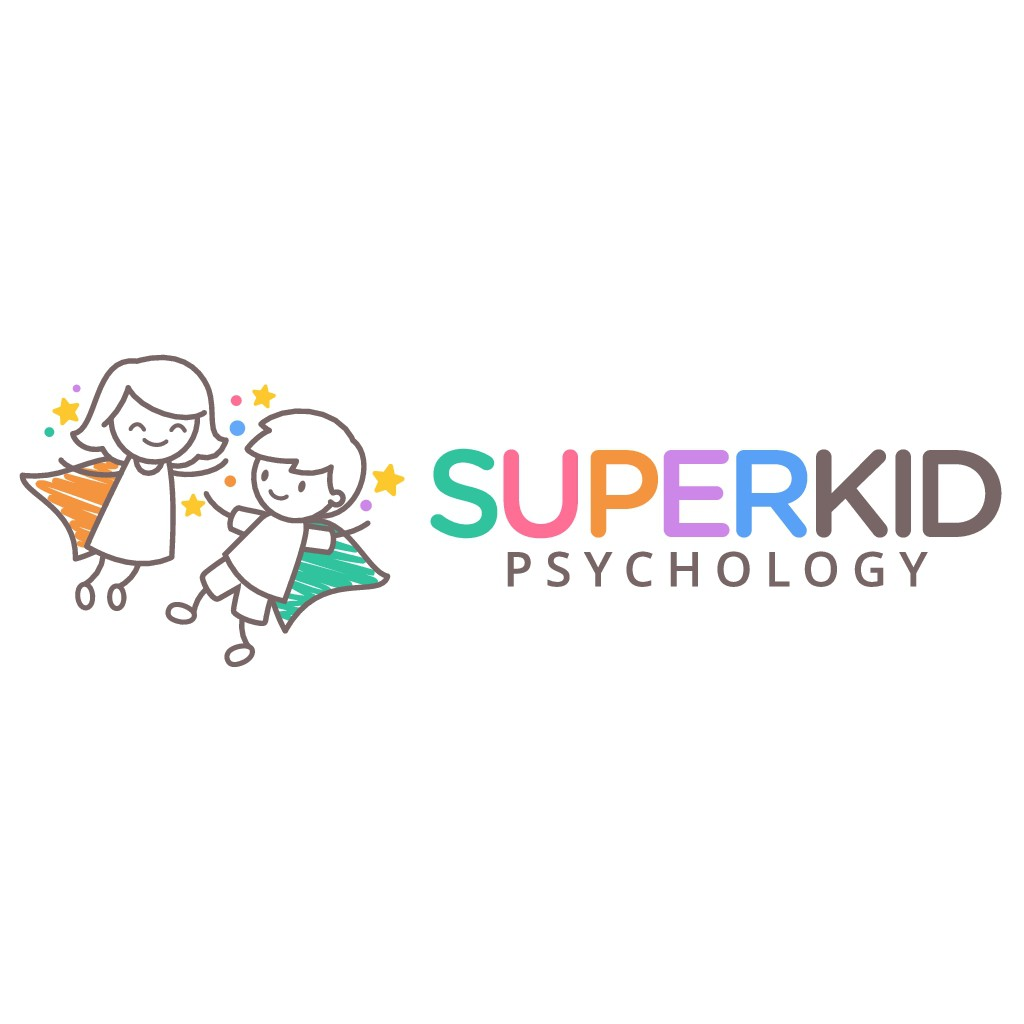 Fun Colourful Design for Psychology Practice for Kids