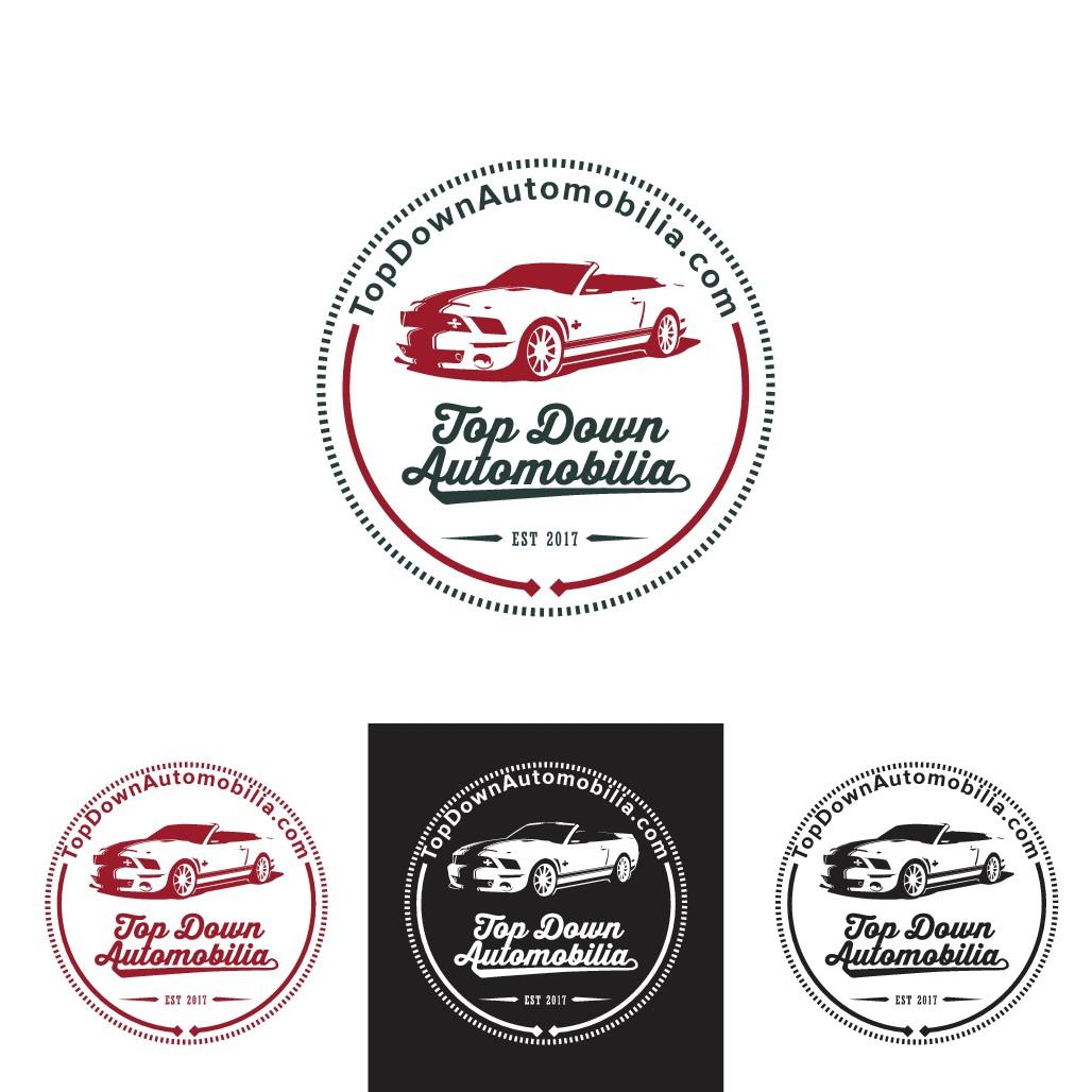 Vintage Automotive Website needs a logo!