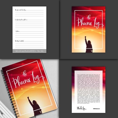 Phoenix Log journal design