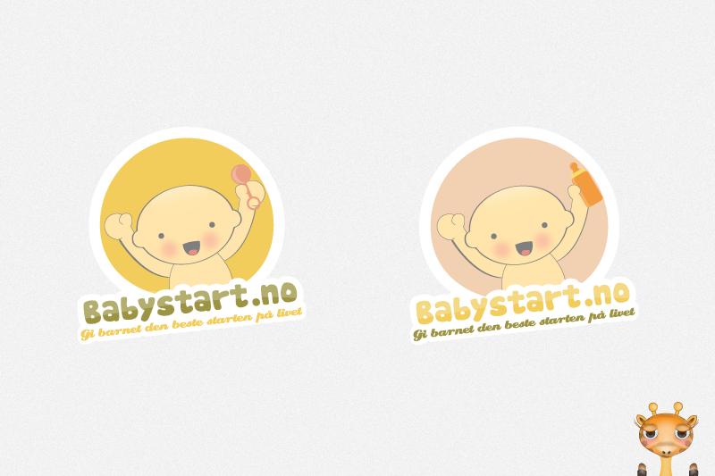 Babystart.no needs a new logo