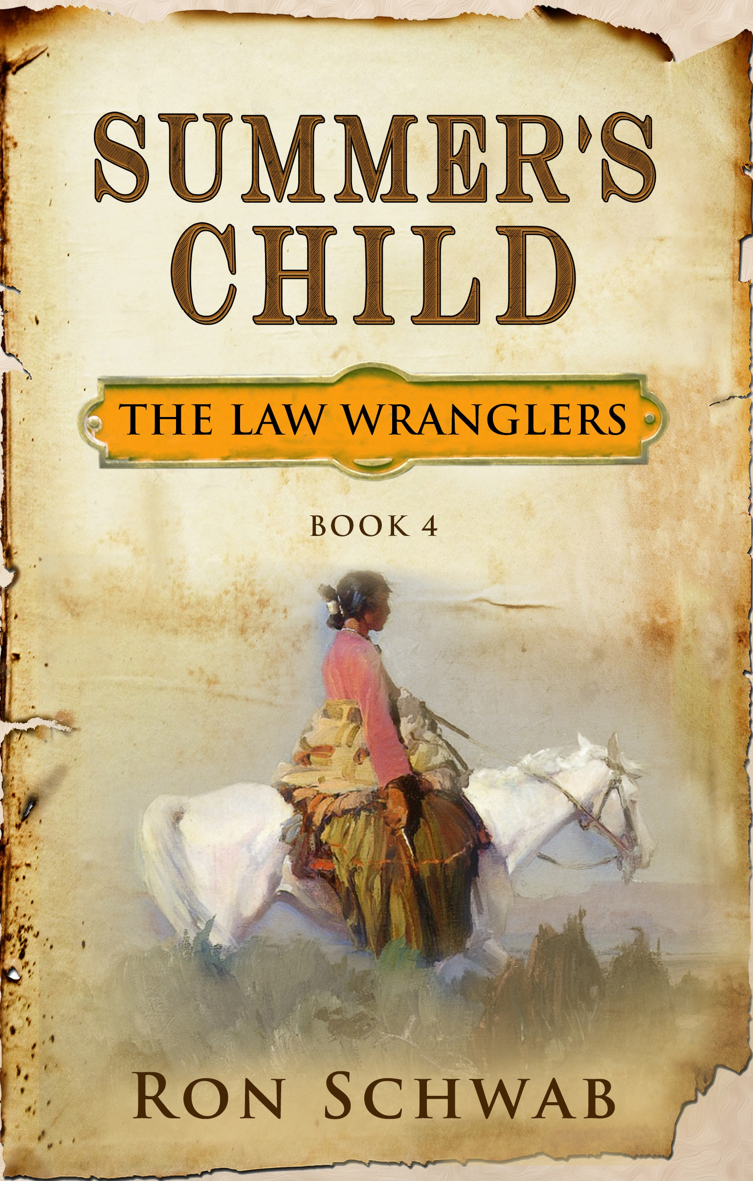 SUMMER'S CHILD - Book 4 of The Law Wranglers