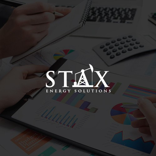 Logo for Stax Energy Solutions