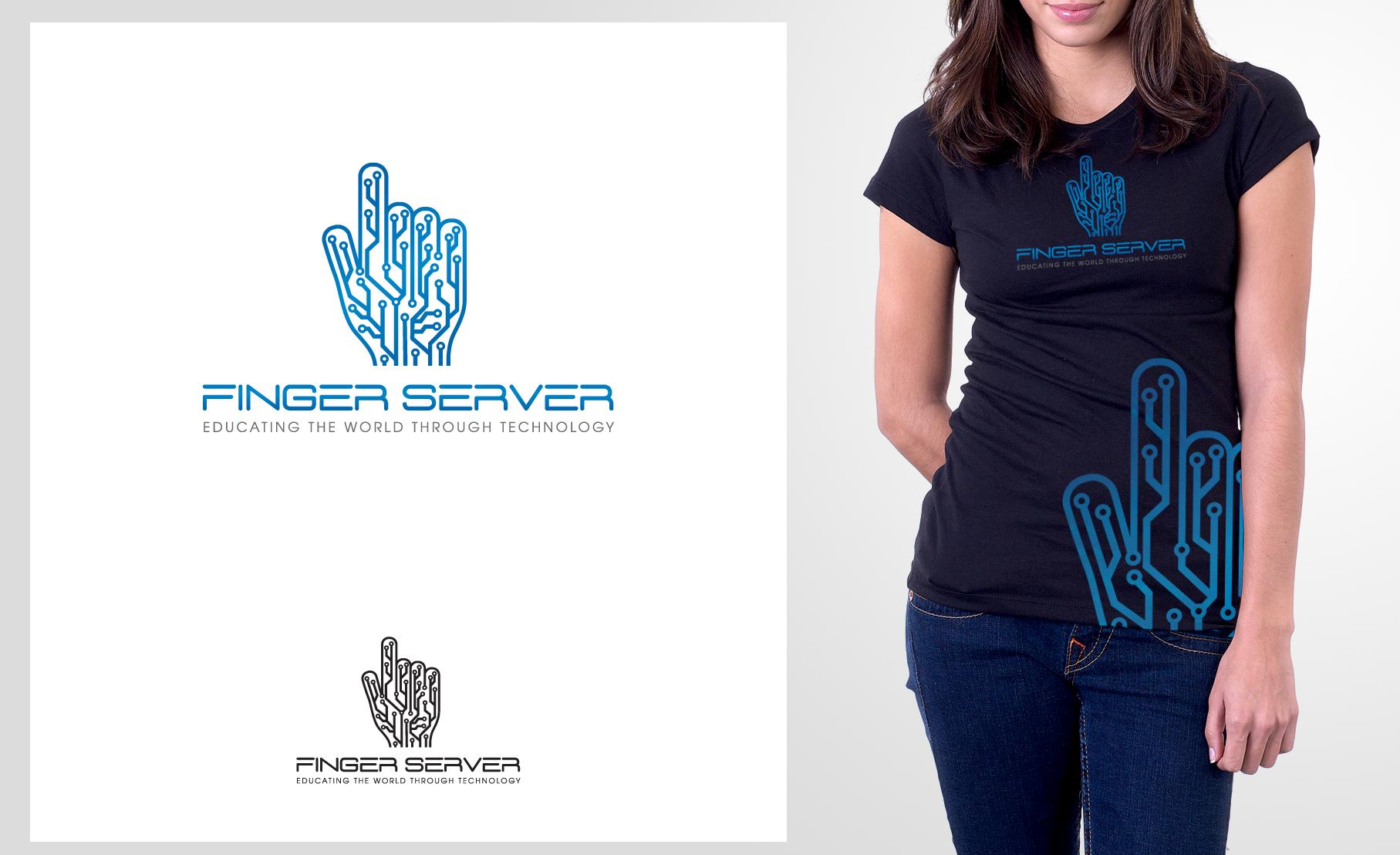 New logo wanted for Finger Server