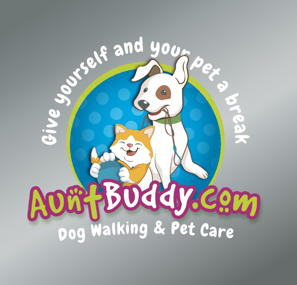 Aunt Buddy logo design