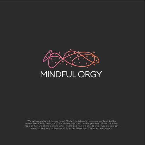 Geometric Concept for Mindful Orgy