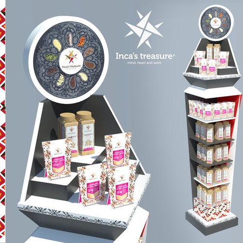 Product stand concept