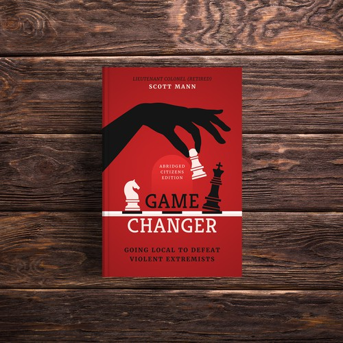 Game Changer Book Cover