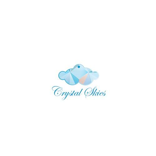 Crystal Skies Jewlery logo