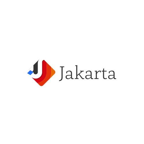 J letter for Jakarta