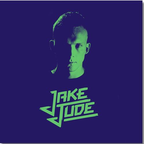 Custom Lettering For Jake Jude