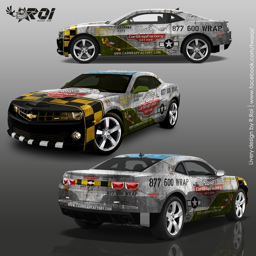Car Wrap Factory Vehicle wrap