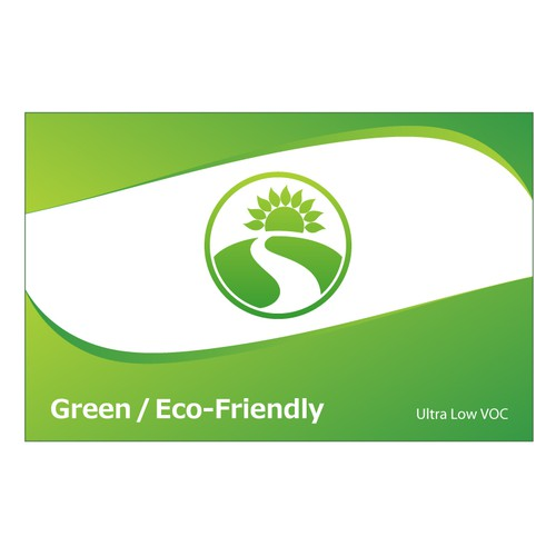 Create a Green / Eco-Friendly logo treatment for Epoxi-Tech