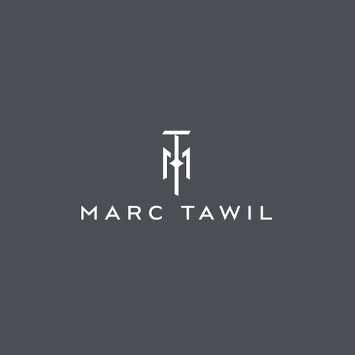 Logo for Marc Tawil.