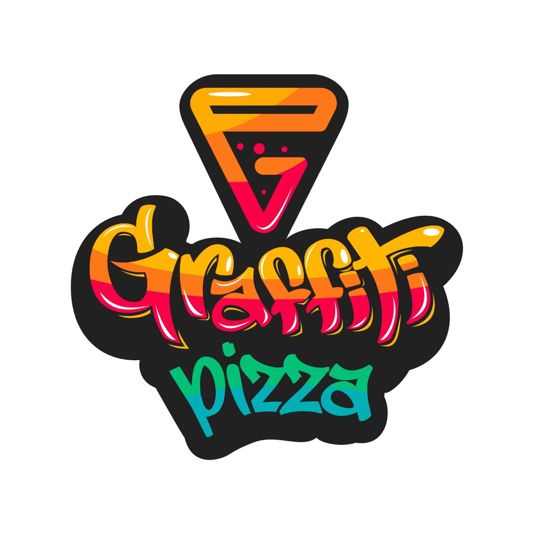 Create a cool, fun logo for a new pizza place! Something simple and clean with some edginess.