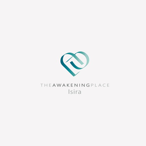 Logo design for The Awakening Place - Isira