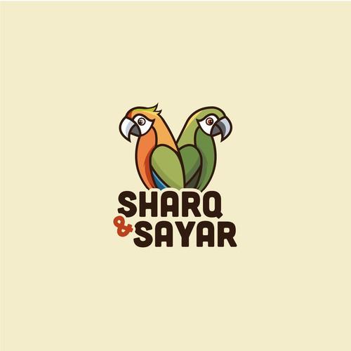 Sharq & Sayar Logo