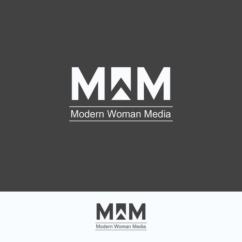 Logo for woman media